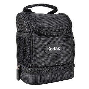 Kodak Soft Dual Compartment Camera Bag (Black)