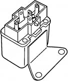 Frigette A/C Parts 244-172 High Blower Relay