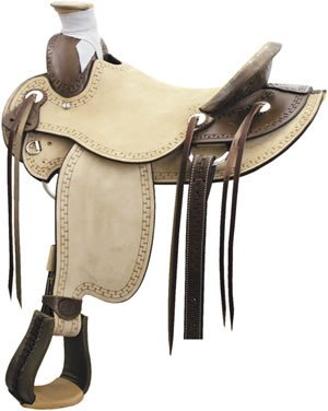 Billy Cook Carlos Wade Saddle