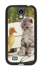 Cat / Kitten - Case for Samsung Galaxy S4 WANGJING JINDA