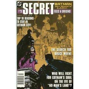 DC Secret Files & Origins Batman No Man's Land #1 ()