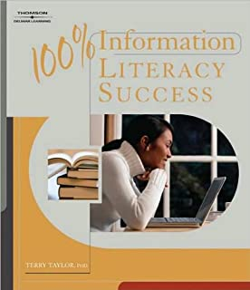 100% Information Literacy Success (text only) 1st (First) edition by Quantum