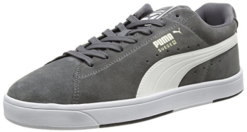 B 356414 white Homme Gris Baskets grey Mode Puma 57xdqPvw5