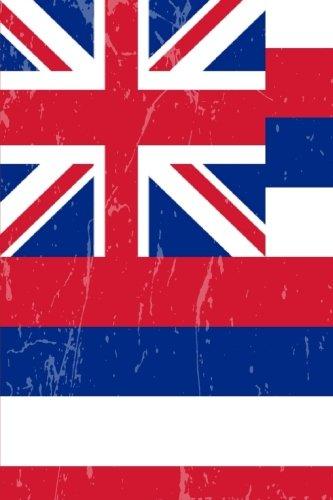 Hawaii Flag Journal: Lined Journal to write in, Hawaiian Souvenir Notebook