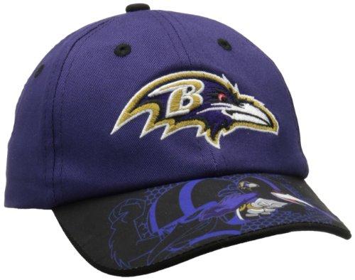 写真乱暴な排泄するNFL Baltimore Ravens Defense Engageキャップ