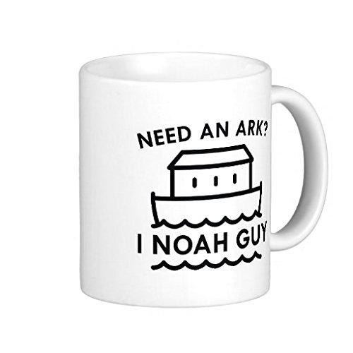 Need An Ark I Noah Guy Coffee Mug 11 Oz