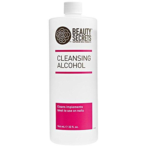 Beauty Secrets Professional Cleansing Alcohol, (Secret Cherry)