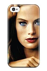 Faddish Phone Carolyn Murphy 30 Case For Iphone 4/4s / Perfect Case Cover
