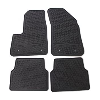 husky liners front 2nd seat floor liners footwell coverage fits 15 16 200. Black Bedroom Furniture Sets. Home Design Ideas