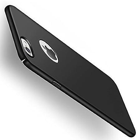 MOBICLONICS reg; 4 Cut Matte Finish Ipacky Cover for Apple iPhone 7plus/7splus Black  Cases   Covers