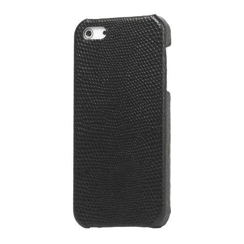 iProtect Schutzhülle / Hülle / Case aus hochwertigem Hartplastik für Apple iPhone 5 / the new iPhone in der SNAKE EDITION in ROT / RED