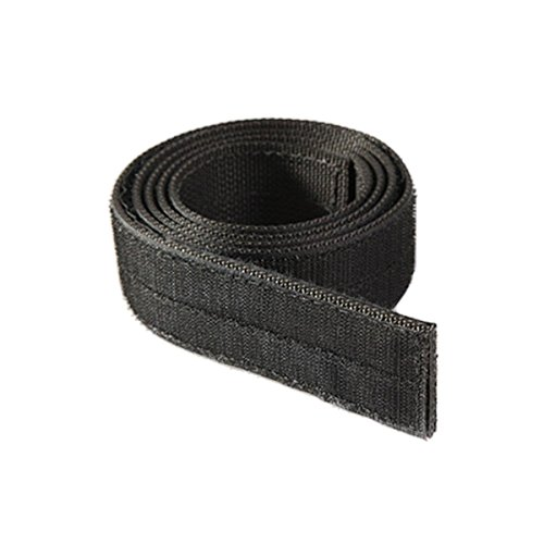 High Speed Gear Velcro Inner Duty Belt, Made in the USA, Black, Medium 32-36