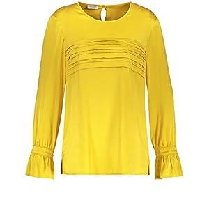 Gerry Weber Blouse Size 48 Silk Blouse Women's Blouse Shirt Blouse Shirt Women's Shirt
