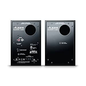 Alesis Elevate 3 MKII |  Powered Desktop Stud...
