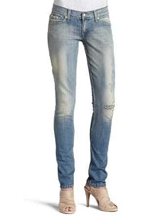 Levi's Juniors 524 Too Super Low Skinny Jean,  Genius,27 Medium