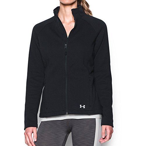 Under Armour Womens Granite Jacket  Black Black  X Large