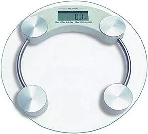ميزان رقمي دائري لقياس الوزن