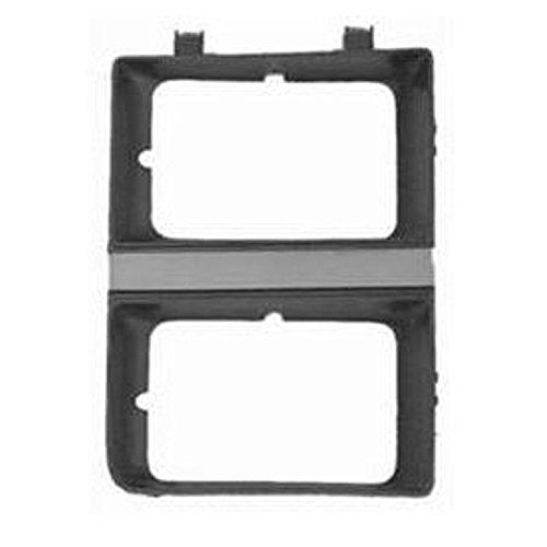 Blazer Door Headlamp (Silver Right Headlamp Door for Chevy C30, K5 Blazer, Pickup, Suburban GM2513109)