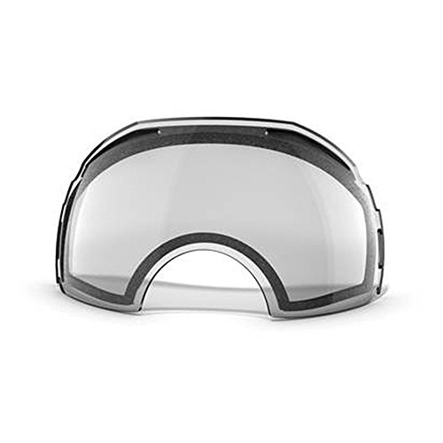 Oakley Airbrake Replacement Lens, Clear (Oakley Goggle Lens Replacement)