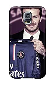 High-quality Durable Protection Case For Galaxy S5(david Beckham Psg 2013)