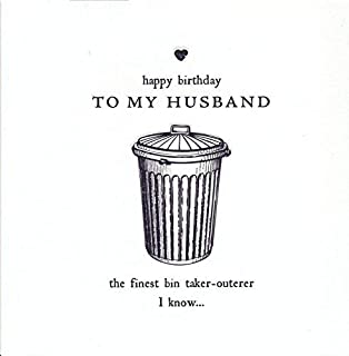Hallmark Birthday Card For Husband Funny Poem