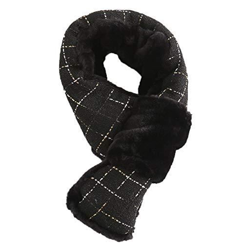 Black Style 1 Echarpe A Femme Acvip WnUI6H0AI