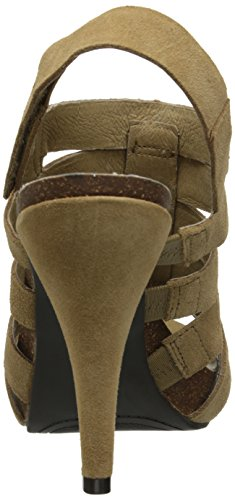 Vince Camuto Women's Pruell Platform Sandal Mushroom Brown Sy3UhofgMH