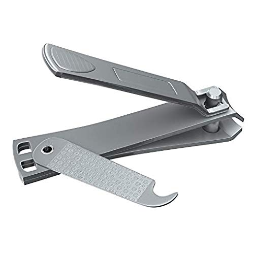 Nail Clippers For Fingernails By Clyppi - Swing Out Nail Cleaner