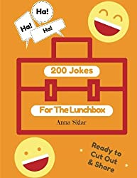 200 Jokes for the Lunchbox (Lunchbox LOL) (Volume 1)