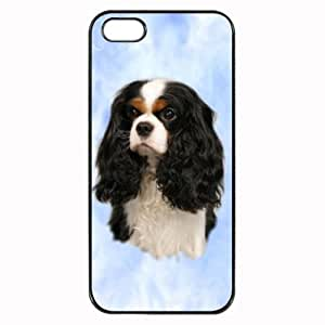 """Custom """" Details about Boston Terrier 'Owned by a' Dog Hard Case Clip on Back Cover for i-Phone 4/4S"""""""