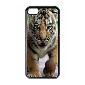 Tiger ZLB578070 Custom Phone Case for Iphone 5C, Iphone 5C Case