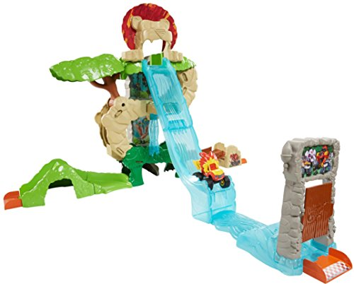 Fisher-Price Nickelodeon Blaze & the Monster Machines, Animal Island Stunts Speedway