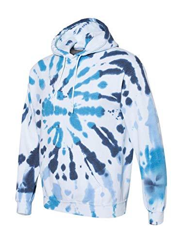 Dyenomite - Blended Hooded Sweatshirt - 680VR - L - Stillwater