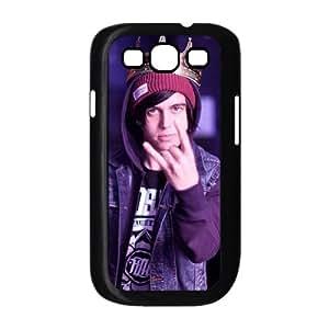 EVA Sleeping With Sirens Samsung Galaxy S3 I9300 Case,Snap-On Protector Hard Cover for Galaxy s3 WANGJING JINDA