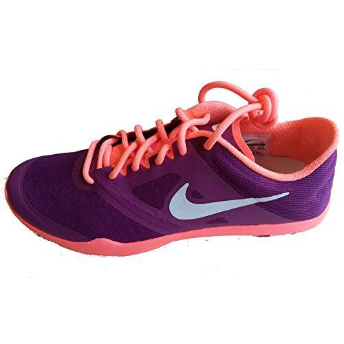 Nike Womens Studio Tranier 2 Gedurfde Bes / Wit-lava Gloed 684897-501 Maat 7