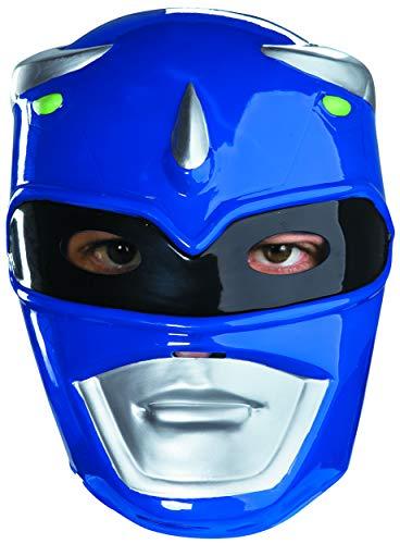 Blue Ranger Mask Costume Accessory ()