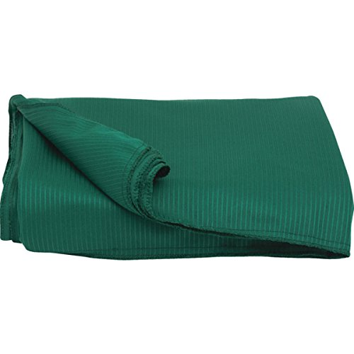 Perma-Rib Ribcord Bedspread 76x110 Twin Hunter Green