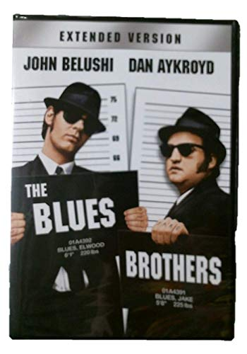 Cars Buddies Blue (The Blues Brothers (Collector's Edition))