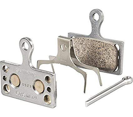 d854dea9f2f Image Unavailable. Image not available for. Color: Shimano G04S Brake Pads  for XT ...