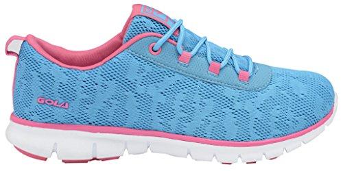 Mujer Gola Active Bela Trainer Azul - azul/rosa