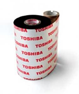 Toshiba TEC SG2 134mm x 600m cinta para impresora - Cinta de impresoras matriciales (Toshiba B-SX4, B-SX5, B-372, B-472, B-572, B-482, B-492, Transferencia térmica, Negro, 600 m, 134 mm)