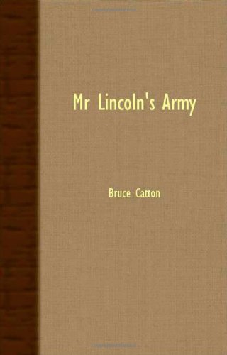 Download Mr Lincoln's Army ebook