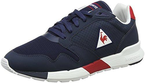 X Sportif Omega Le Blue Bleu Coq Blu Dress Sport Sneaker Uomo 5tqn6