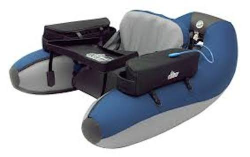 Outcast Prowler Float Tube - Navy by Outcast Sporting Gear