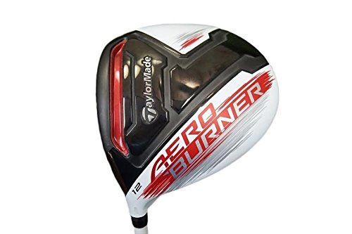 TaylorMade Aeroburner Driver 12 Degree Regular, LH by TaylorMade