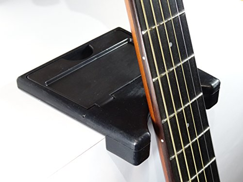 2in1Desktop Guitar Holder -[Portable Guitar Stand, Guitar Maintenance Holder, Neck Support, Neck Rest, Neck Pillow]- (1 piece)
