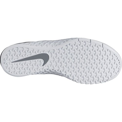 Nike Damen Metcon 3 Trainingsschuhe Cool Grey / Solar Rot-schwarz-reines Platin