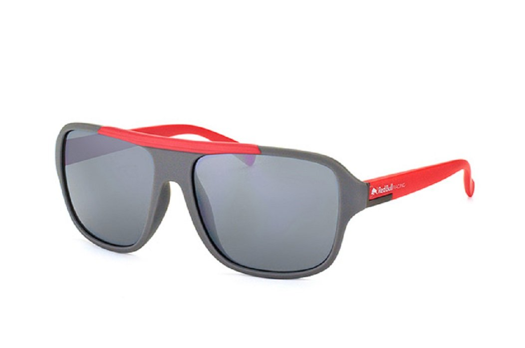 Red Bull Racing Gafas de sol RBR 263 010 Light Grey - Red ...