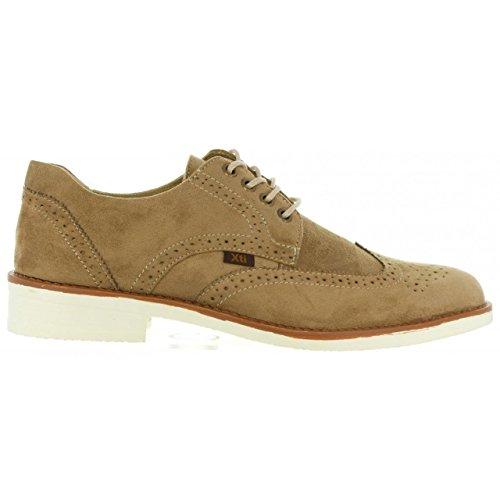 XTI Schuhe für Herren 33538 Antelina Taupe