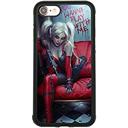 41nPLt3bwyL._AC_UL250_SR250,250_ Harley Quinn Phone Cases iPhone 8